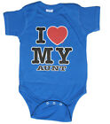 I Love My ? Baby Bodysuit