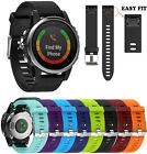 Replacement Band Silicona Sports WristBand Strap For Garmin Fenix 5S GPS Watch