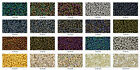 5-10g x 8/0 Demi Round Toho Japanese Seed Beads - Pick from 20 Colors! Listing B