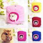 Cute Hammock Small Animal Hedgehog Squirrel House Guinea Pig Bed Nest Pad Cage