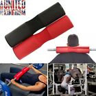 UK Stock Foam Padded Barbell Bar Cover Pad Weight Lifting Shoulder Back Support