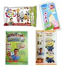 Clay Buddies Figure Foil Packs - Choose your theme - Choose Number of packs