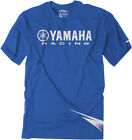 Factory Effex Licensed Yamaha Strobe T-Shirt Blue Youth Size S-XL
