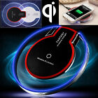 Qi Wireless Fast Charger Dock Charging Pad for Apple iPhone X 8 5/6/7/Plus