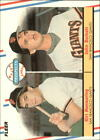 1988 Fleer Glossy Baseball #501-660 - Your Choice GOTBASEBALLCARDS