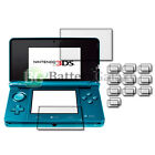 1 3 6 10 Lot LCD Ultra Clear HD Screen Guard Protector for Nintendo 3DS 300+SOLD