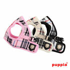 Puppia - Dog Puppy Harness Vest - Junior - Pink, Black, Beige - S, M, L, XL