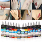 30ml Professional Tattoo Ink 14 Colors Set 30ml/Bottle Tattoo Pigment Kit WOW