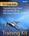 MCTS Self-Paced Training Kit (Exams 70-648 & 70-649)... by Ian McLean 0735626332