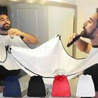 80x120cm Facial Hair Beard Shave Apron Cape Bib Trimmer Protection Catcher Cloth