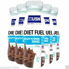 USN DIET FUEL ULTRALEAN RTD 8 X 330ML READY TO DRINK PROTEIN SHAKE WEIGHT LOSS