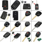 Transponder Flip Remote Key Fob Case Shell Blade For Toyota Camry Corolla RAV4 $2.19 USD on eBay