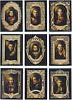 Vampire Diaries Season 4 Portrait Bios Complete 9 Card Chase Set T1 to T9