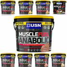 USN Muscle Fuel Anabolic 4000g/4kg/5.32kg/5320g-Hardcore All In One Protein+Del.