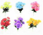 Artificial Carnation & Gypsophila Spray - Available In 6 Colours - Wedding Home