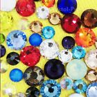 1440 Genuine Swarovski Hotfix Iron On 8ss Rhinestone Crystal 2mm ss8 Assorte Gem
