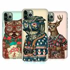 HEAD CASE DESIGNS HIPSTER ANIMALS IN SWEATERS BACK CASE FOR APPLE iPHONE PHONES