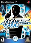 James Bond 007 in Agent Under Fire PS2 Complete****Free Shipping $4.99 USD