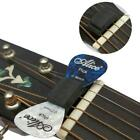 Guitar Bass Gear Rubber Thumb Dial Pick Holder Mount Stand Guitar Scales Sticker