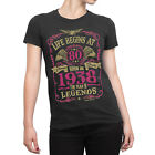 Mens/Ladies T-Shirt MILESTONE BIRTHDAY 2018 Gift 18th 21st 30th 40th 50 60 70 80
