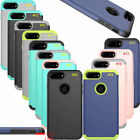 Shockproof Protector PC + TPU Hybrid Hard Phone Case For iPhone 8 8Plus