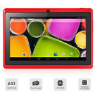Q88H A33 7 Zoll Quad Core Tablet PC Android 4.4 WVGA Screen 512MB+8GB WiFi BT DE