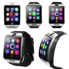 Q18 Smart Wrist Watch Bluetooth Waterproof GSM Phone For Android Samsung iPhone