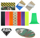 "Black Diamond Longboard Skateboard Grip Tape Sheet 10"" x 48"""