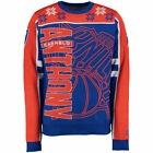NBA Basketball New York Knicks Carmelo Anthony  #7 Player Ugly Sweater