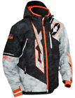 Castle X Stance Youth Jacket Alpha Black/orange size XL #72-6358