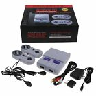 Super NES SNES Mini Classic Game Console Entertainment Built in 400 Xmas Gift US