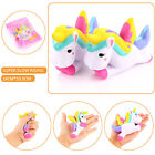 Cute Unicorn Squishy Squeeze Relieve Stress Slow Rising Kid Toy Decor (US Stock)