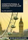 Constitutional & Administrative Law by Barnett, Hilaire Book The Fast Free