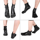 Unisex Latex Rubber Club Short Ankle Socks Costumes Accessory Toes Socks NEW