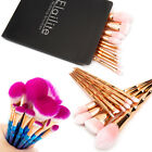 10 Pcs Makeup Brush Brushes Blusher Eyeshadow Foundation Protable Beauty Tools
