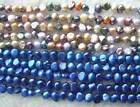 """5 Strands 6-7mm Baroque Shape Freshwater Pearl Loose Beads 14""""Wholesale"""