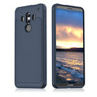 For Various Huawei Case Cover Silicone Gel Ultra Soft Luxury Shell For Men Women