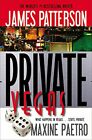 Private Vegas by Patterson, James Book The Fast Free Shipping