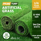 5-100SQM Synthetic Grass Artificial Turf Plastic Green Plant Lawn Flooring Green