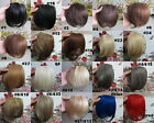 "New Lot 8"" Fashion Bang Human Hair Clips in Extensions Front Fringe 20g/pcs"
