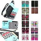 For ZTE Stratos LTE Z819C / Allstar Z818L Leather Wallet Pouch Case Flip Cover