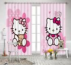 3D Cats Kids 32 Blockout Photo Curtain Printing Curtains Drapes Fabric Window AU