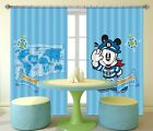 3D Cute Dog 323 Blockout Photo Curtain Printing Curtains Drapes Fabric Window AU
