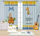 3D For Kids 199 Blockout Photo Curtain Printing Curtains Drapes Fabric Window AU