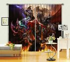 3D Fun Game 276 Blockout Photo Curtain Printing Curtains Drapes Fabric Window AU