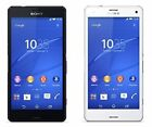 Sony Xperia Z3 Compact D5803 16GB Unlocked Black/White + 12 Month Warranty