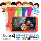 7'' Android Quad Core HD Tablet PC 1G+8G Dual Camera WiFi 3G For Kids Child SALE