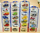 "OXFORD DIECAST VINTAGE 1930's FORD MODEL ""A"" VANS CHOOSE FROM LIST - LOT B4"