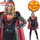 CA514 Womens Valorous Knight Costume Medieval Renaissance Warrior Party Outfit
