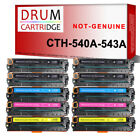 Remanufactured Toner Cartridges for HP Cp1515n CP1518 CM1312 CB540A CB543A